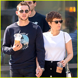Kate Mara & Jamie Bell Continue to Flaunt PDA in New York!