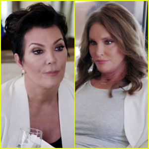 Caitlyn Jenner & Kris Jenner Meet Face to Face for 1st Time - Watch Here