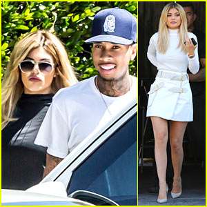 Kylie Jenner & Tyga's Relationship Has Her Mom's Support