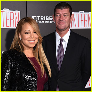 Mariah Carey & James Packer Make Their Red Carpet Debut!