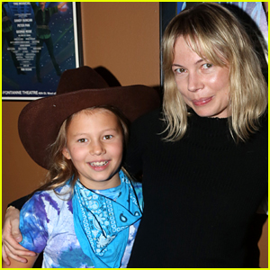 Michelle Williams & Heath Ledger's Daughter Matilda Is All Grown Up!