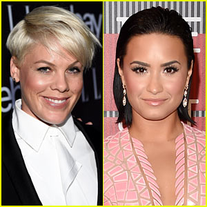 Pink Stands By VMAs Comments, But Has No Issue with Demi Lovato
