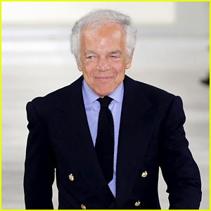 Ralph Lauren Steps Down as CEO of His Fashion Brand