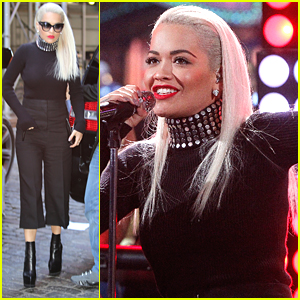 Rita Ora Performs 'Body On Me' On Good Morning America