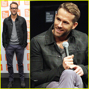 Ryan Reynolds Tries To Build An IKEA Crib - Watch Here!