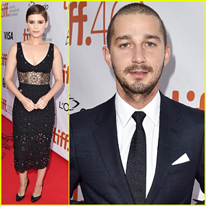 Shia LaBeouf Gets Passioniate About His Acting At TIFF: 'That's My Soul Up There'