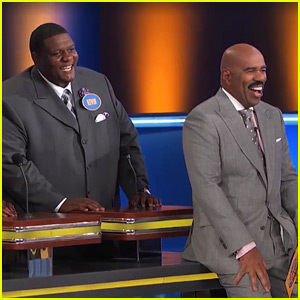 Steve Harvey Couldn't Handle This Funny 'Family Feud' Answer