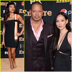 Taraji P. Henson & Terrence Howard Celebrate Season 2 Of 'Empire' At Carnegie Hall