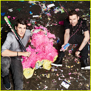 Timeflies' New Album 'Just For Fun' Drops Today, Watch Their 'Crazy' Video Now!