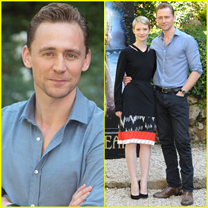Tom Hiddleston Gives Mia Wasikowska A Cold Welcome In 'Crimson Peak' - Watch Here!