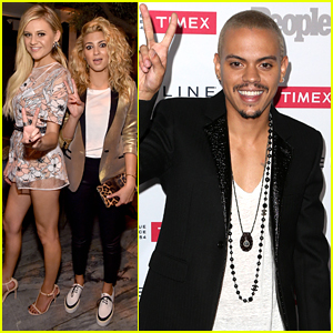 Tori Kelly & Kelsea Ballerini Reunite At People's Ones To Watch Party