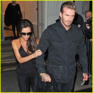 Victoria Beckham's Wet Pant Stain Explained
