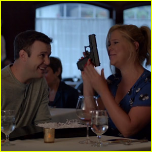Amy Schumer Mocks Gun Enthusiasts on 'Saturday Night Live' - Watch All Of Her Skits Here