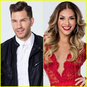 Andy Grammer & Allison Holker Recreate 'Singin' in the Rain' on 'DWTS'!