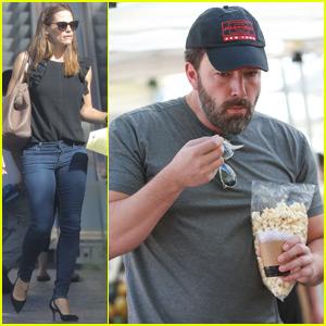 Ben Affleck & Jennifer Garner 'Continue to Be a Strong Unit'