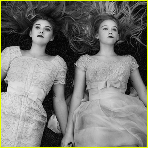 Ricky Schroder's Daughters Cambrie & Faith Show Sister Bond In Tyler Shields Photo Shoot