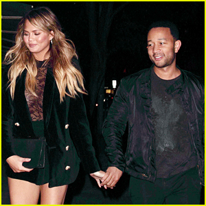 Chrissy Teigen Steps Out After Defending Justin Bieber