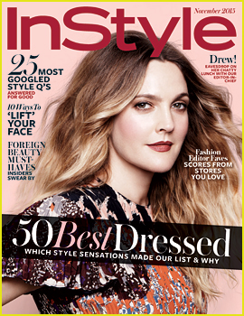 Drew Barrymore Says She Doesn't Have a Bikini Body
