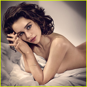 Emilia Clarke Named Sexiest Woman Alive By 'Esquire' - See Her Sexy Photos!
