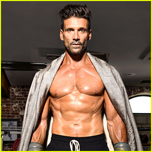 Kingdom's Frank Grillo Shows Off His Insane Physique in Shirtless 'Details' Spread!