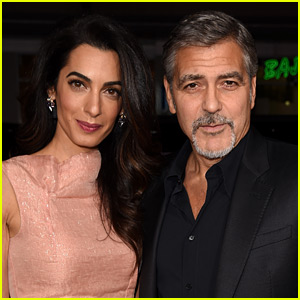 George & Amal Clooney Adopt the Cutest Rescue Dog!