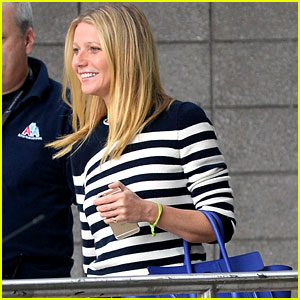 Gwyneth Paltrow Gives Daughter Apple an Instagram Shout Out