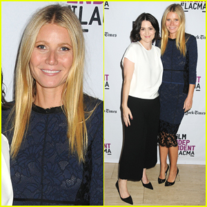 Gwyneth Paltrow Says Mother Blythe Danner Has 'The Most Extraordinary Body Of Work'