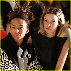 Jaden Smith's Girlfriend Wears Her Mug Shot to Court