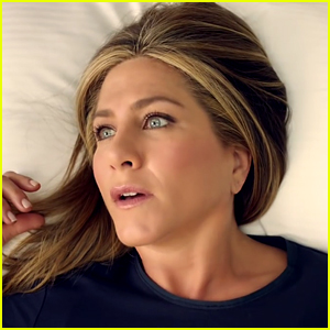 Jennifer Aniston Has a Nightmare About Flying Coach in Emirates Commercial