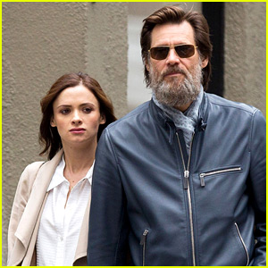 Jim Carrey Pays Tribute to Cathriona White After Funeral