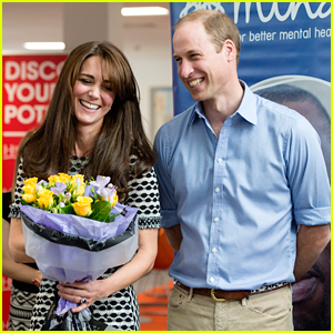 Kate Middleton & Prince William Honor the 'Real Heroes' on World Mental Health Day