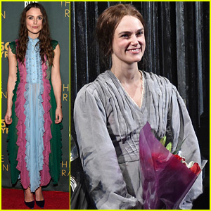 Keira Knightley Takes a Bow for Her Broadway Debut!