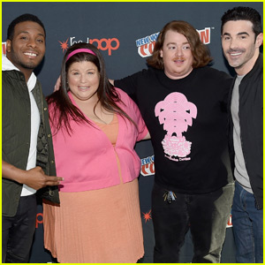 The Cast of Nickelodeon's 'All That' Reunite at NY Comic-Con