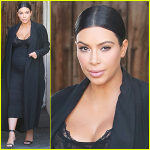 Kim Kardashian is Nervous to Introduce New Baby to North