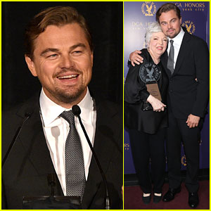 Leonardo DiCaprio Looks Better Than Ever at DGA Honors