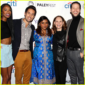 Mindy Kaling Talks About Working with Babies on 'Mindy Project'
