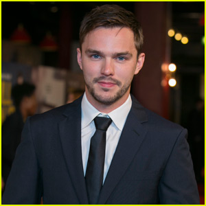 Nicholas Hoult Sports Sexy Scruff at 'Kill Your Friends' Premiere