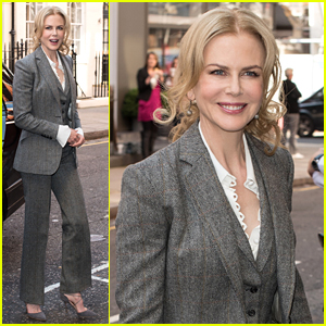 Nicole Kidman Was 'Running' from Life After Tom Cruise Split