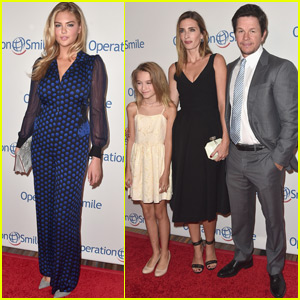 Mark Wahlberg Brings The Fam To Operation Smile's 2015 Smile Gala