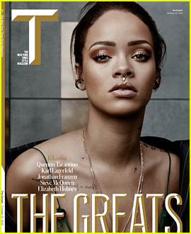 Rihanna Reveals What Kind of Men Turn Her On