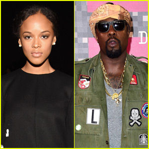 Empire's Serayah is NOT Dating Rapper Wale
