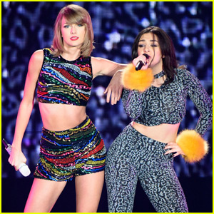 Taylor Swift Sings 'Boom Clap' With Charli XCX in Toronto! (Video)