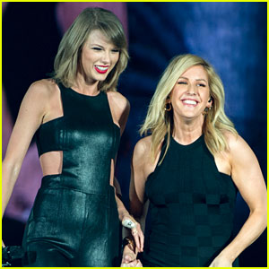 Taylor Swift Sings 'Love Me Like You Do' with Ellie Goulding!