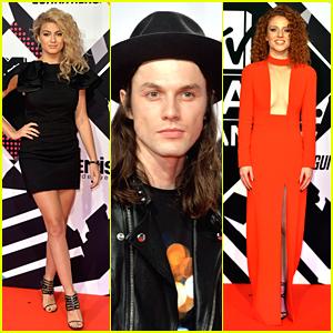 Tori Kelly & James Bay: Best New Act Nominees Hit The MTV EMAs 2015