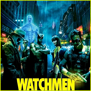 'Watchmen' Series In the Works with HBO & Zack Snyder!
