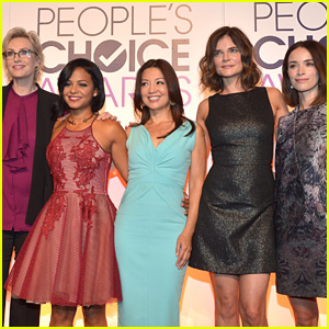 A Bunch of Stars Announced the 2016 People's Choice Noms