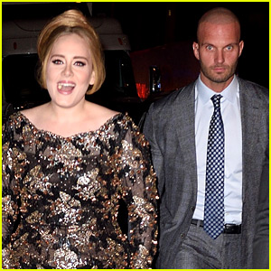 Adele's Super Hot Bodyguard Is Causing an Internet Frenzy!