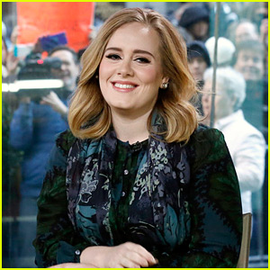 Adele Discusses Her Son Angelo & Her Music on 'Today' - Full Interview!