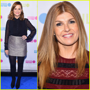 Amy Poehler & Connie Britton Show Their Support For WorldWide Orphans Foundation