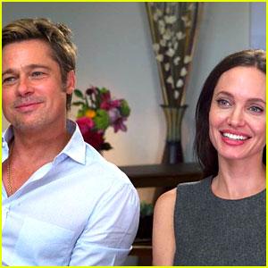 Angelina Jolie & Brad Pitt Open Up in 'Today' Interview (Video)